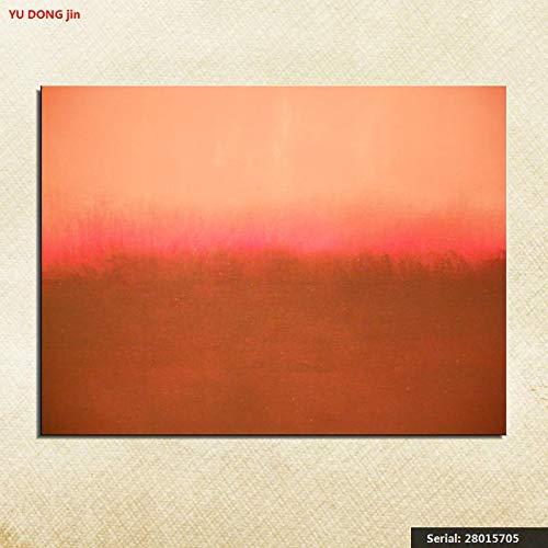 Frameloos Mark Rothko Stilleven Klassiek olieverfschilderij Tekening Kunst Spuiten Canvas landschap miniatuur foto figuur wax <> 19.7x23.6inch