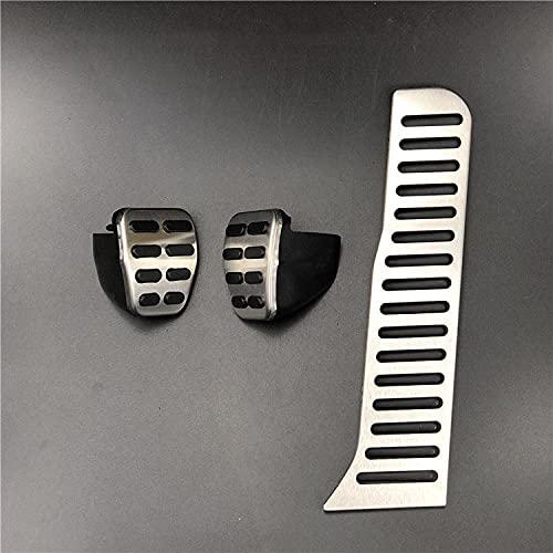 KSKKD Cubierta de Pedal Manual automática de Estilo de Coche, para Volkswagen...