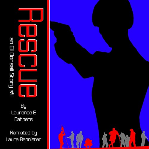 Rescue Audiobook By Laurence E. Dahners cover art