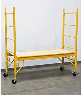 Haul-Master Heavy Duty Portable Scaffold