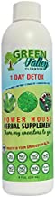 1 Day Colon Cleanse and Liver Detox, Ideal for Weight Loss and Energy Levels, Vegan-Friendly