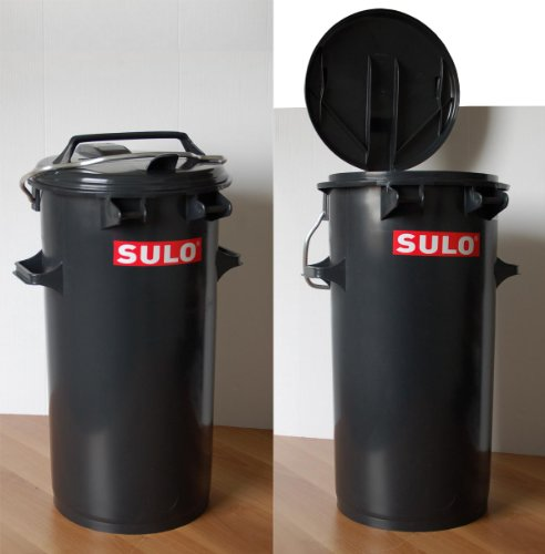 Contenitore SULO SME 50–Pattumiera 50l, stile retrò (22212)