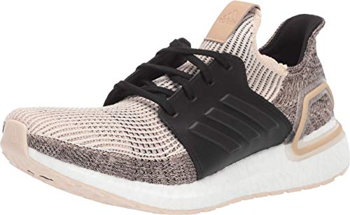 adidas Running Ultraboost 19 Linen/Core Black/Brown 8