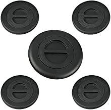 Tavaski Trucks Towing Prep Group Bed Plug Cover Kit - 68225506AA - Fit for Dodge Ram 2500 and 3500 Pickups 2014-2019, Hitch Covers for Truck with 5th Wheel/Gooseneck Towing Setups/Trailer Tow Cover