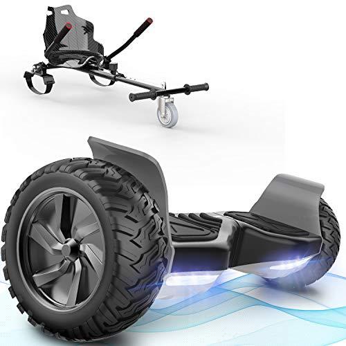 FUNDOT Hoverboards avec siège,Hoverboards Tout-Terrain avec