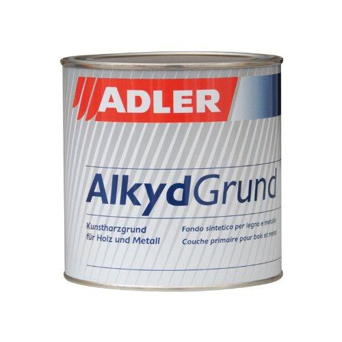 Alkyd-Grund W10 375ml Weiß. tönbar Grundierung Isolierung