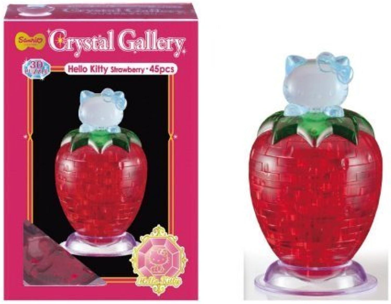buen precio Crystal Gallery Hello Kitty Strawberry Kitty (japan (japan (japan import)  diseños exclusivos