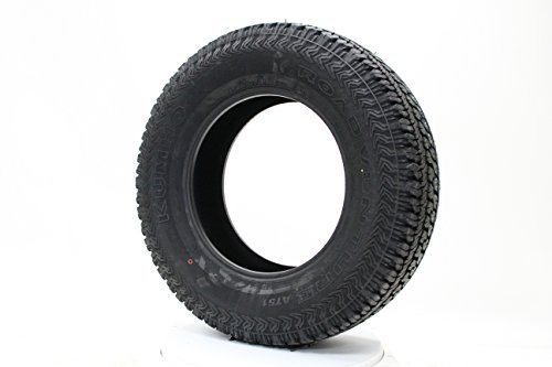 Kumho Road Venture AT51 all_ Season Radial Tire-LT245/70R17/10 119R
