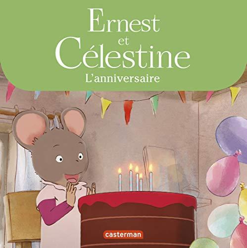 Ernest et Célestine (d'après la série télévisée) : L'anniversaire