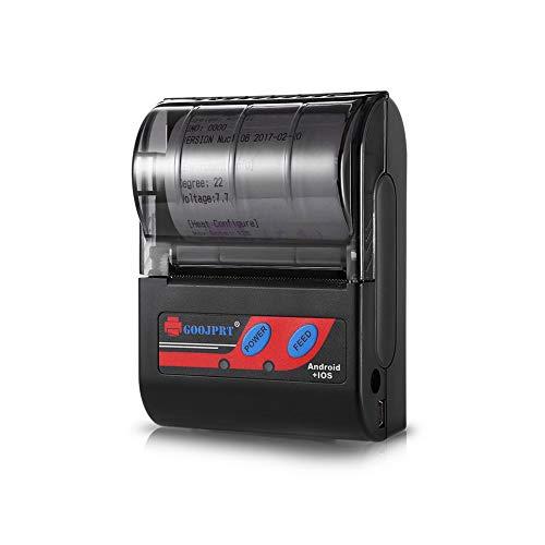 Multifunktionale Mini-Etiketten-Druckmaschine mit USB und Bluetooth, Smart-Barcode-Etikettiermaschine, Unterstützung mehrerer Geräte Schließen