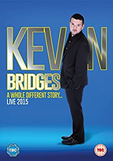 Kevin Bridges - A Whole Different Story... - Live 2015 (Limited Edition Signed Sleeve)