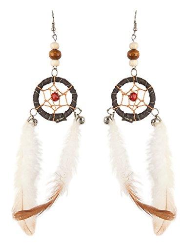 Funny Fashion Boucles d'oreilles d'indiens