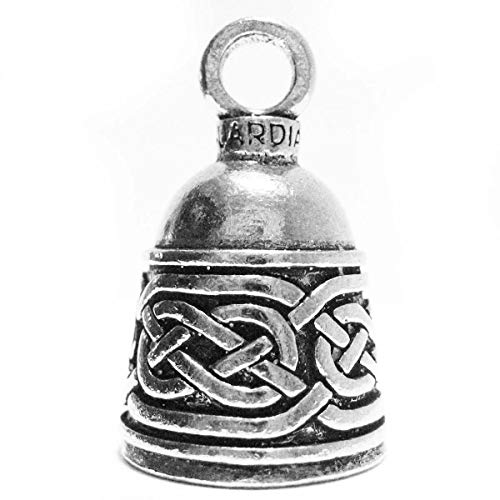Celtic Weave Guardian Bell