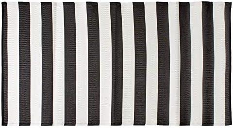 Best DII Soft Allergy Polypropylene Rug - DII Stripe Outdoor polypropylene Floor Runner
