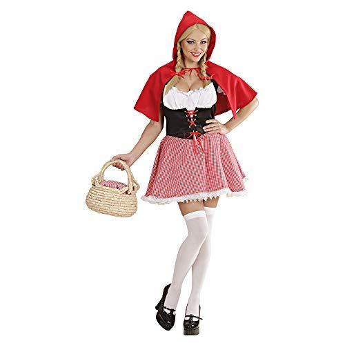 Widmann - volwassenen kostuum roodkapje