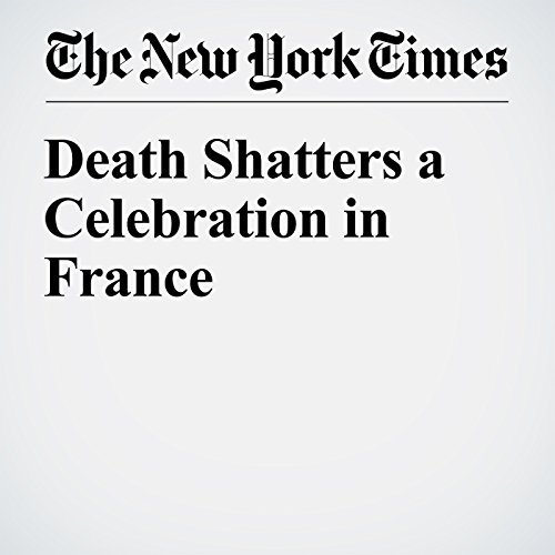 Death Shatters a Celebration in France cover art