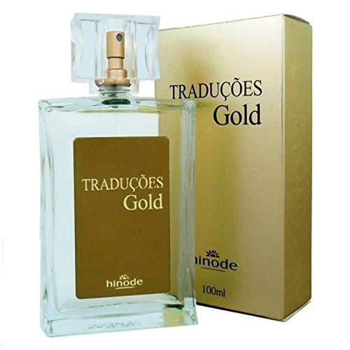 Perfume Masculino Traduções Gold N 58 Nova Embalagem 75ml