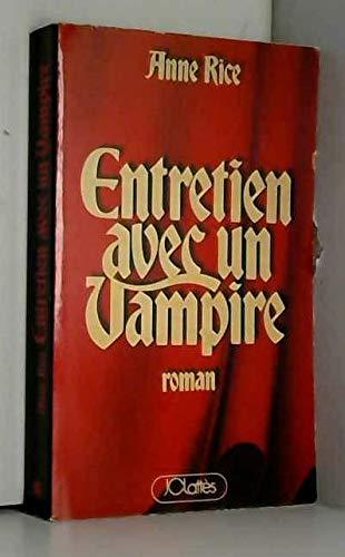 Entretien Avec UN Vampire by Anne Rice (1997-11-18)