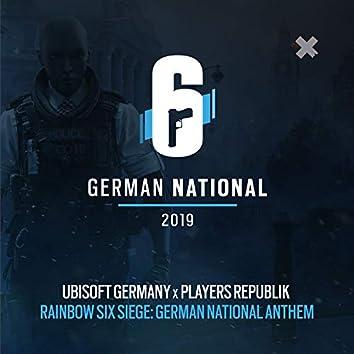 Rainbow Six Siege: German National Anthem