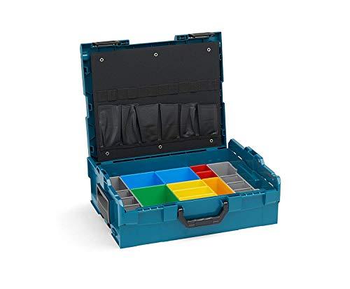 Bosch Sortimo L-Boxx 136Limited Edition attrezzato con mappa attrezzi 1e set di box interni H3