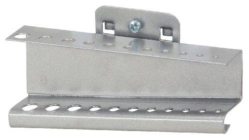 KS Tools 860.0872 - Support porte-outils type tournevis - 200X70 mm - Vis de fixation inclus - Epaisseur du plateau 1,5 mm - Zingué