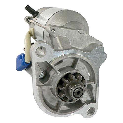 Total Power Parts Snd0265 Starter For Case Uniloader 1835C Teledyne Gas Engine Tm-20 Tm-27 128000-5590/ /
