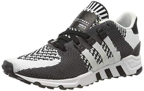 adidas EQT Support RF PK, Zapatillas de Deporte para Hombre, Negro (Negbas/Blacla/Neguti), 38 2/3 EU