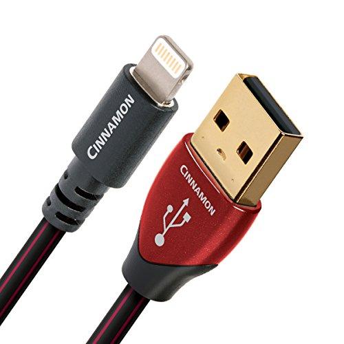 AudioQuest Cinnamon USB A-Lightning 0,15 M
