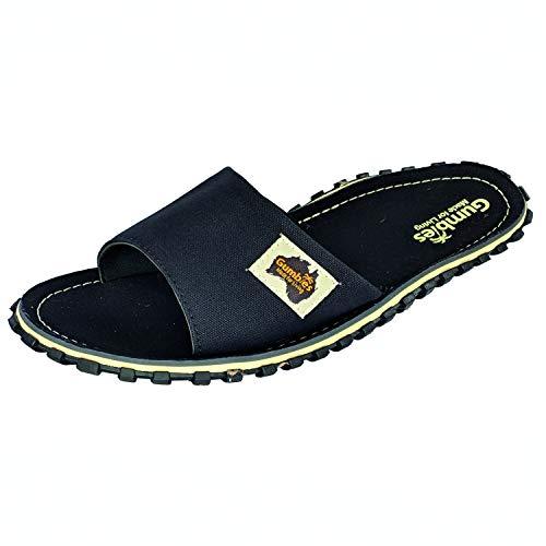 Gumbies Slide, Farbe: Black, Größe: 47