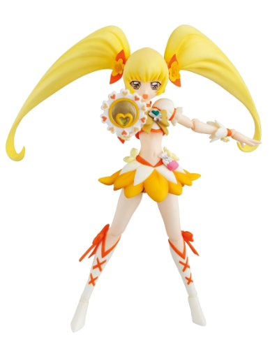 S.H.Figuarts : Heart Catch Pretty Cure Cure Sunshine