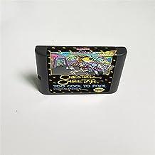 Lksya Chester Cheetah Too Cool to Fool - Carte de jeu MD 16 bits pour cartouche de console de jeu vidéo Sega Megadrive Gen...