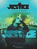 Justin Bieber - Justice: Justice; Piano, Vocal, Guitar (Hal Leonard)