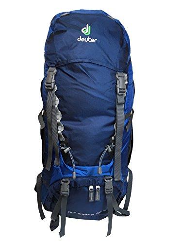 Deuter Act Explorer 55+10 - Mochila de senderismo