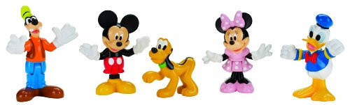 Fisher Price - La Casa de Mickey Mouse - Mickey y Sus Amigos