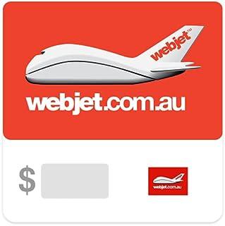 Webjet Gift Card - Delivered via email