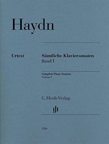 Sämtliche Klaviersonaten Band I; revidierte Urtextausgabe mit Fingersätzen: Instrumentation: Piano solo