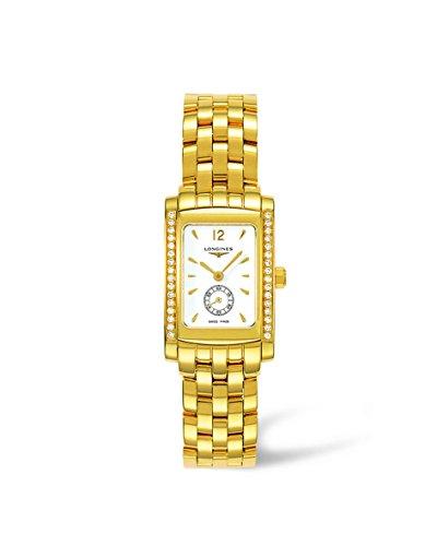 Longines 002320076 - Armbanduhr mit Gelbgold