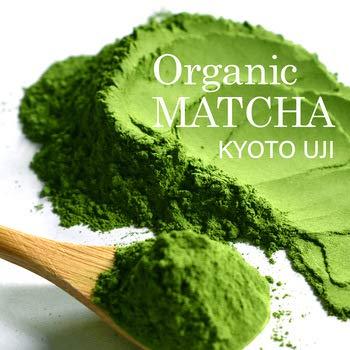 Matcha Green Tea Powder - Premium Japanese Ceremonial Grade - Natural & Pure100% Organic