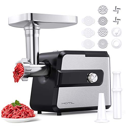 Electric Meat Grinders with Food Grinder,Sausage & Kubbe...