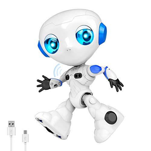 Robots for Kids Intelligent Robot Toys Recording Talking Robot Boys Toys...
