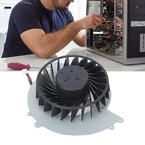 Ventilador de refrigeración para Juegos, Ventilador de refrigeración Interno Utilice un Conector de alimentación de 3 Cables para 4 / ‑1200 / CUH ‑ 1215a