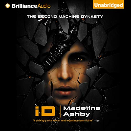 iD Audiobook By Madeline Ashby cover art