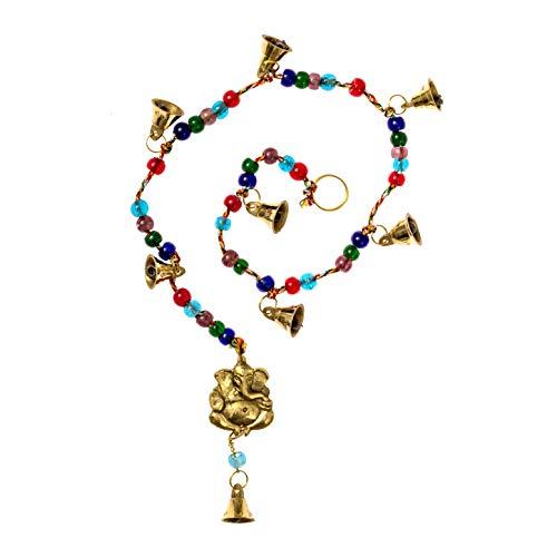 Alternative Imagination Windspiel mit Glocken Marke String Ganesha