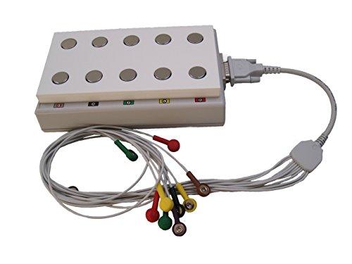 Universal-Sauganlagen-Adapter zum Testen div. Sauganlagen inkl. Stammkabel 10-adrig