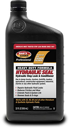 Bar's Leaks H60 Hydraulic Seal Stop Leak & Conditioner, 32. Fluid_Ounces
