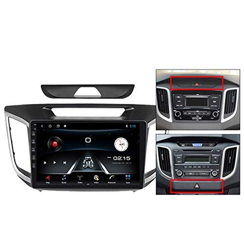 Android10.0 Autoradio Estéreo para Auto para Hyundai IX25 navegación GPS Radio Enlace espejo AM/FM/SWC/Incorporado DSP+carplay(M300/PX6)+Cámara Trasera,M150,2+32G