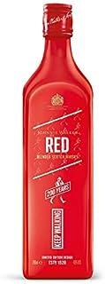 Johnnie Walker Red Label Blended Scotch Whisky, 70 cl, limitierte Auflage