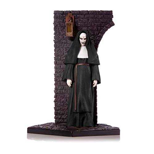 Estatua The Nun (La Monja) 19 cm. Expediente Warren. Deluxe Version. Art Scale 1:10. Iron Studio