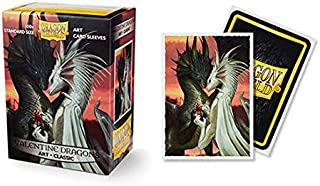 Dragon Shield Classic Art Valentine Dragons Standard Size 100 ct Card Sleeves Individual Pack