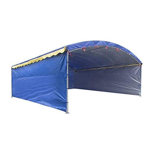 Zichen Tarps Schwere doppelseitige wasserdichte Plane 100% wasserdichte Tarps Camping/Angeln Reißfestigkeit Verschleißfest Staubdicht Winddicht (Size : 2X3M)
